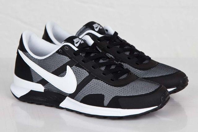 Nike Air Pegasus 83 30 Black White 4