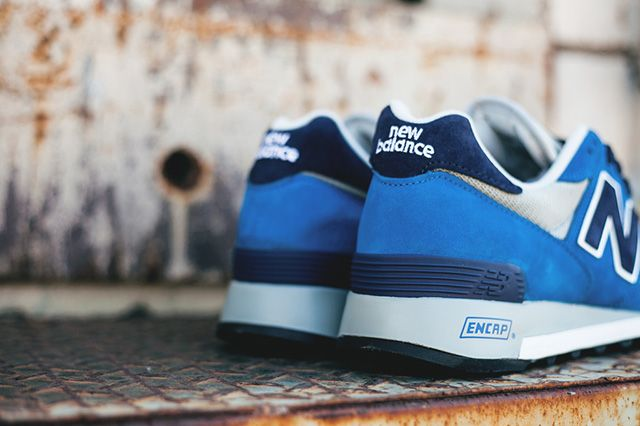 New Balance 1300 Blue Suede American Rebels Pack 4