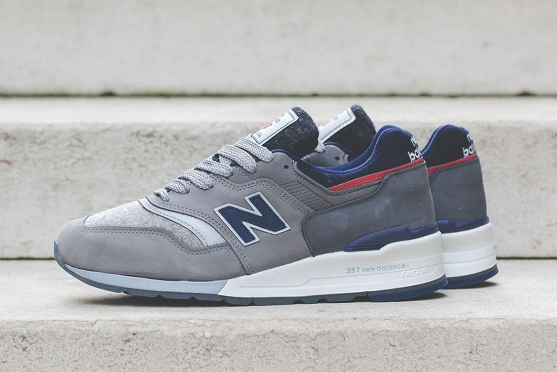 New Balance Woolrich 997 1