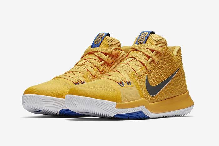 Nike Kyrie 3 Mac And Cheese 2