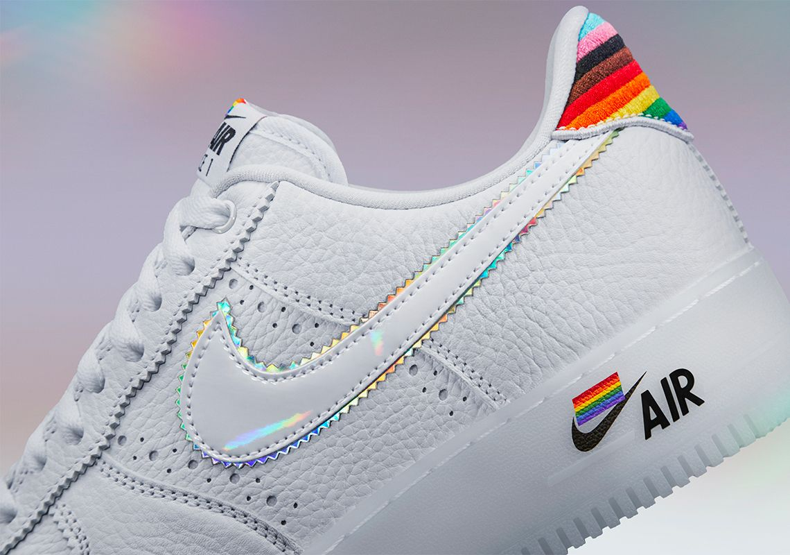 Nike BeTrue Air Force 1 Lateral