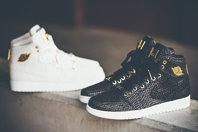 Air Jordan 1 Pinnacle Gold