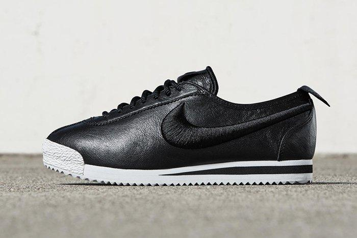 Nike Cortez 72 Si Wmns Black Ivory2