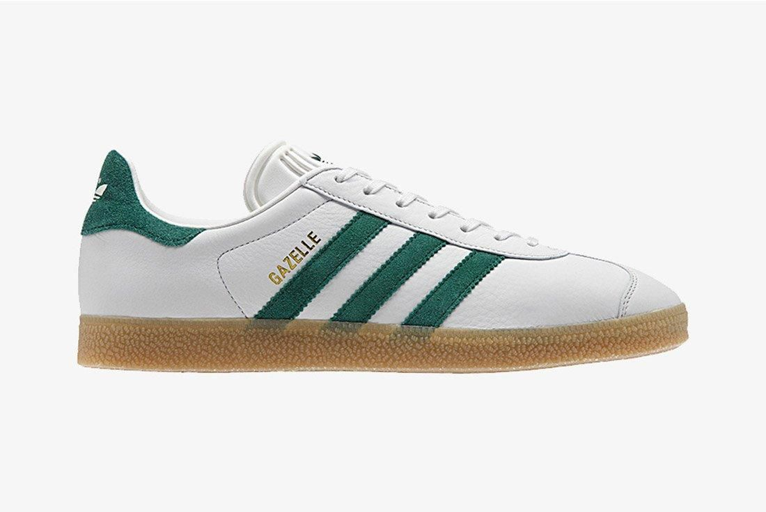 Material Matters Leather Full Grain Adidas Gazelle 1