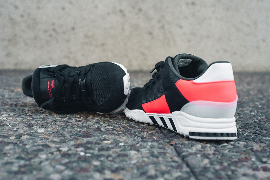 Only The Essentials – Adidas Paints The Town Turbo Red4