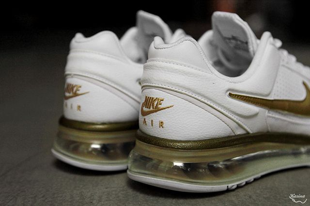 Nike Air Max 2013 Ext Leather Qs Metallic Gold 6