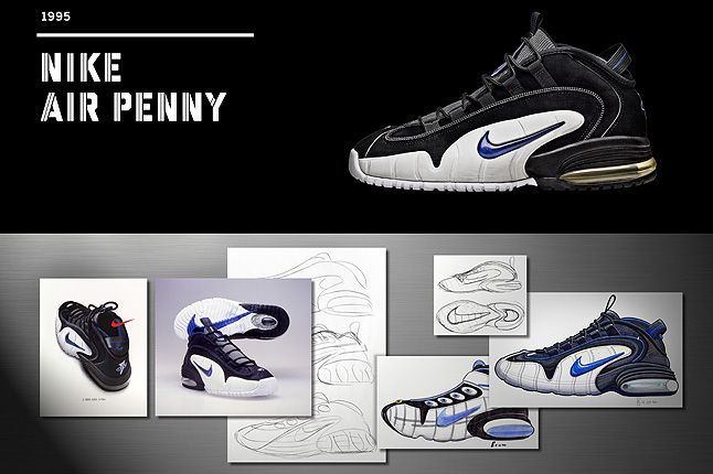 The Making Of The Nike Air Penny 13 1