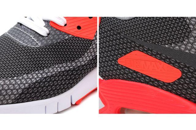 Nike Air Max 90 Jacquard Infrared 2