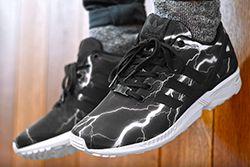 Adidas Originals Zx Flux Black Elements Pack Thumb