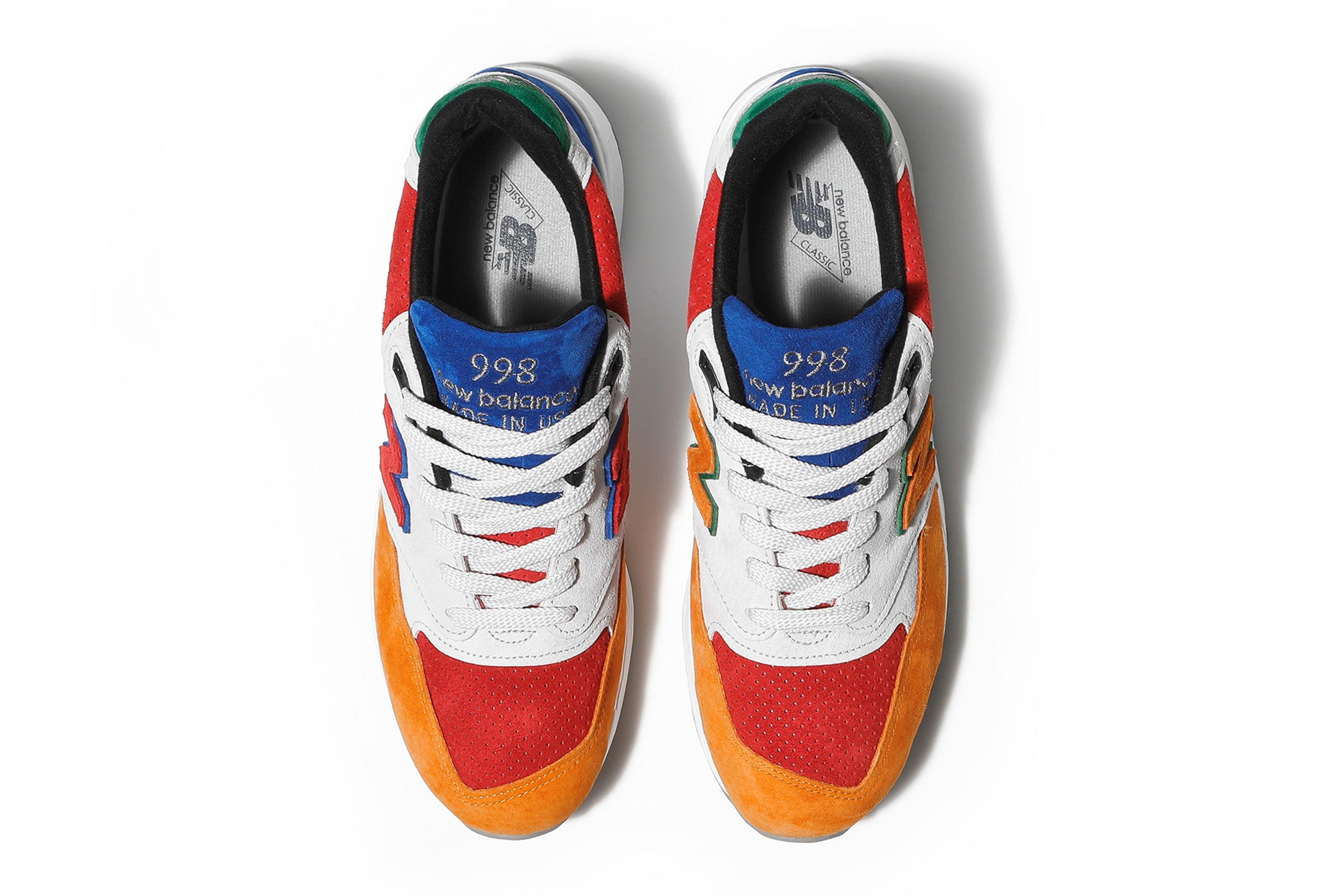 Bodega New Balance 998 Mass Transit Release Date 5 Sneaker Freaker
