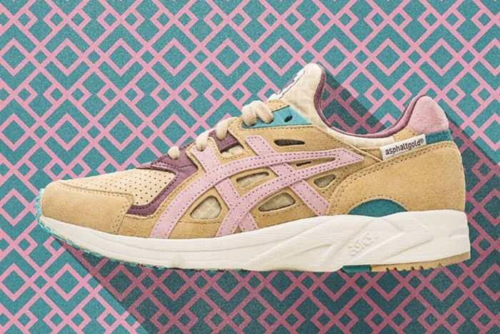Asphaltgold Asics Gel Ds Trainer 7