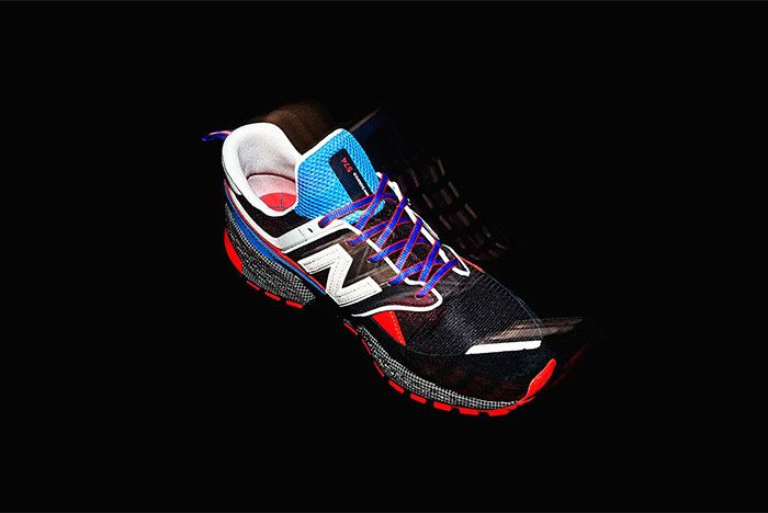 Mita Sneakers Whiz Limited New Balance Ms574 V2 Front Angle Shot 8