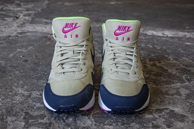 Nike Air Max1 Mid Navy Flsh Lm 3