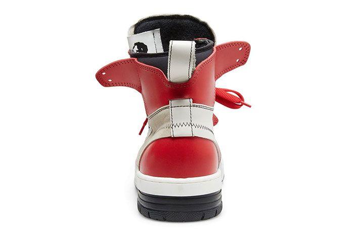 Steve Madden Malone Red Heel