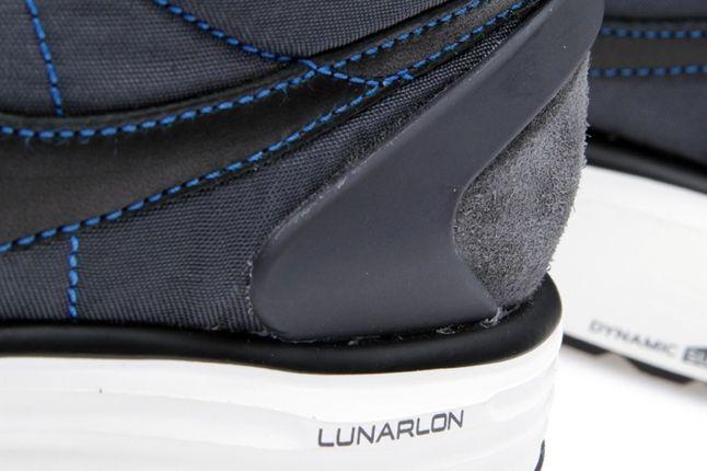 Nike Lunar Solstice Mid Sp Anthracite Heel 1