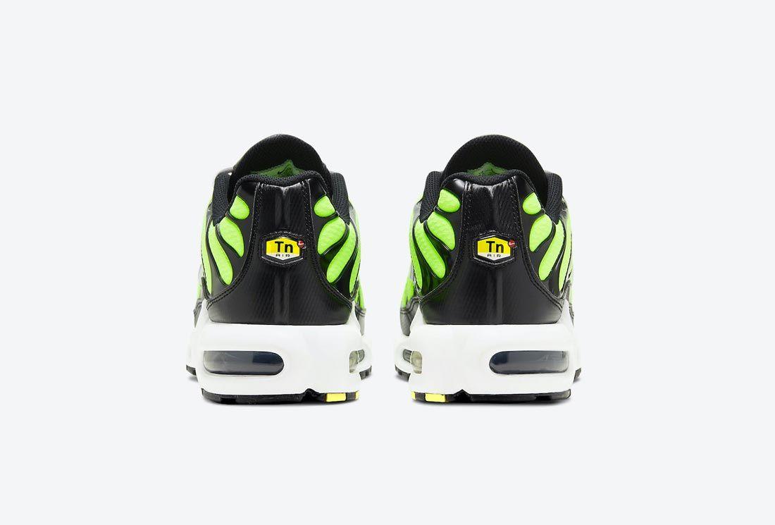 Nike Air Max Plus Volt/Black