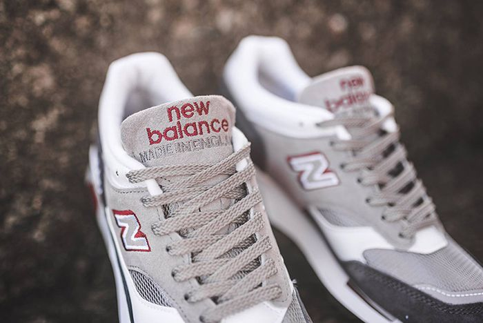 New Balance 1500 Whitered 23
