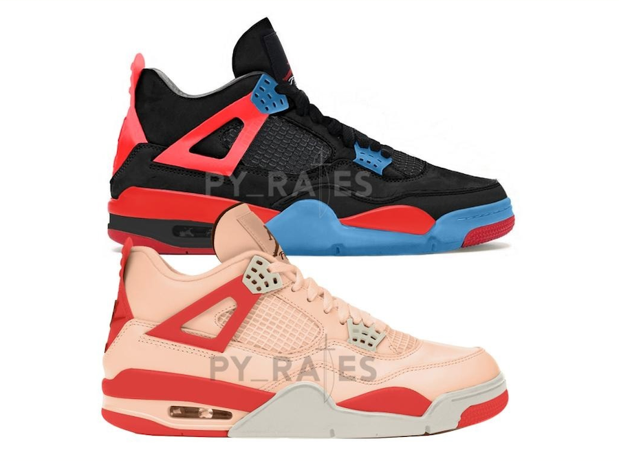 Union Air Jordan 4 Right