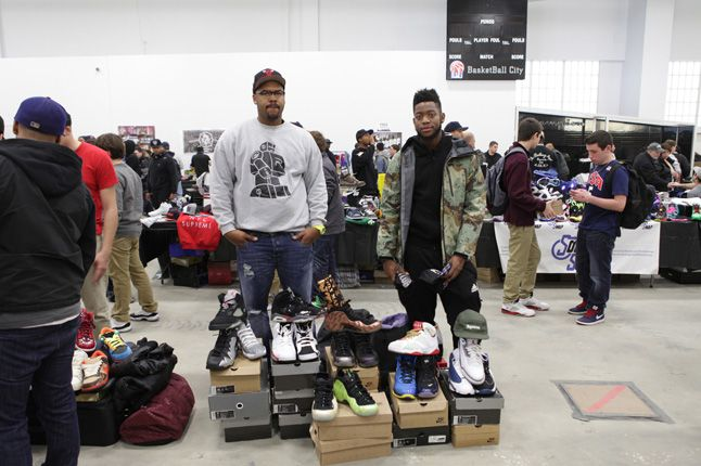 Sneaker Con New York Nike Basketball Jordan 1
