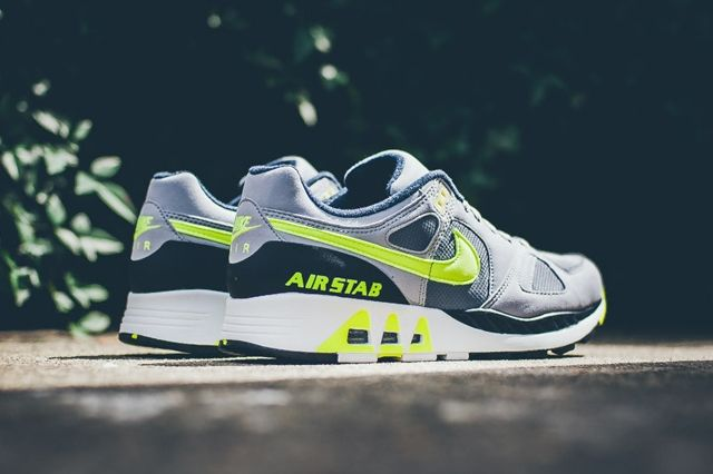 Nike Air Stab Cool Grey Volt 5