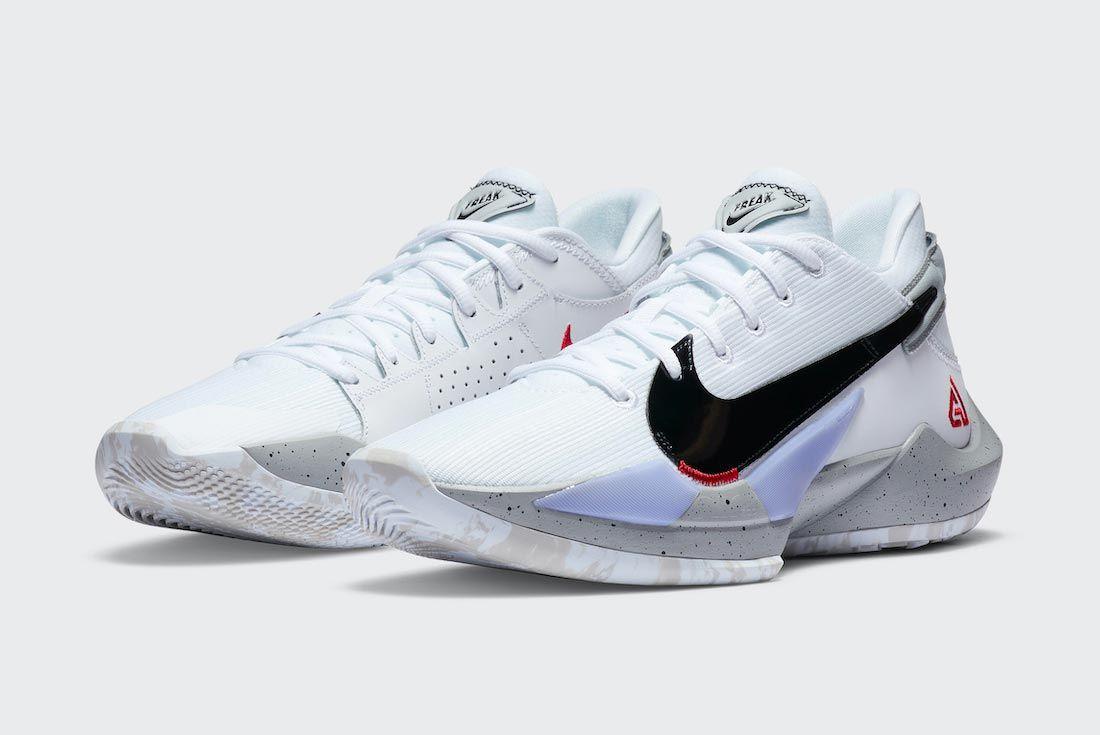 Nike Air Zoom Freak 2 'White Cement'