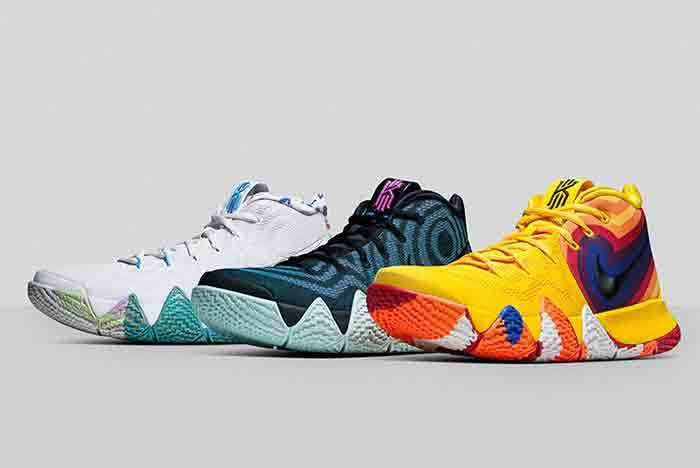 Nike Kyrie 4 Decades Pack Tog