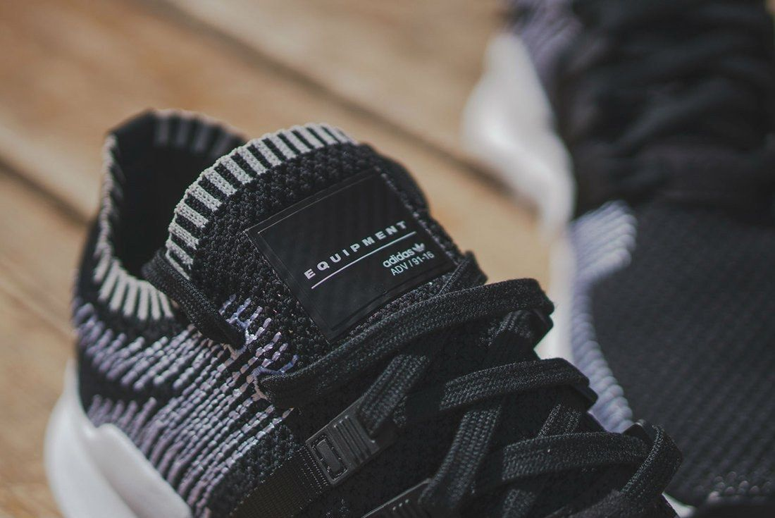 Adidas Eqt Support Adv Core Black 4