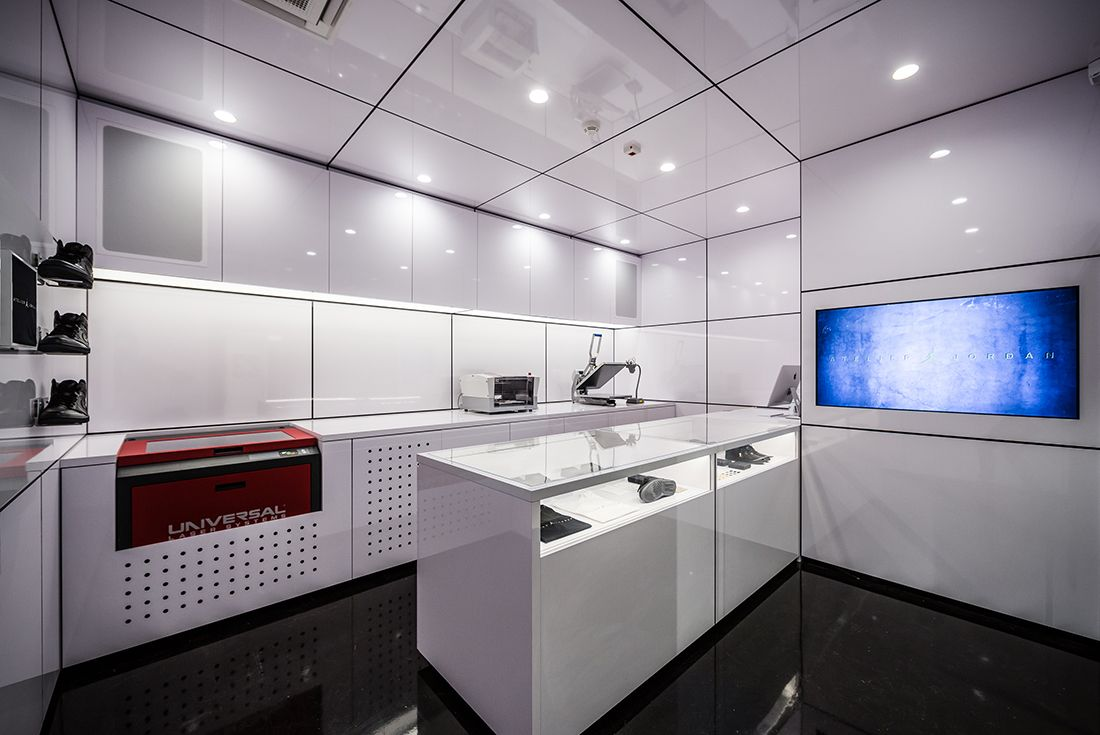 Jordan Brand Opens Incredible Pinnacle Store In Paris5