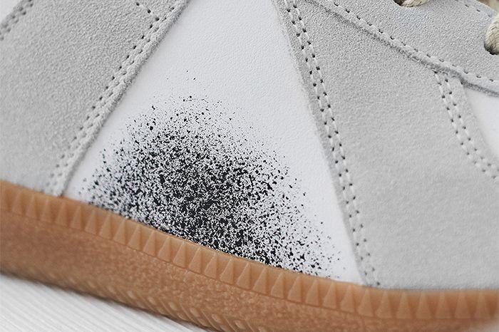 End Maison Margiela Replica Sneaker Graffiti Release Date Closeup