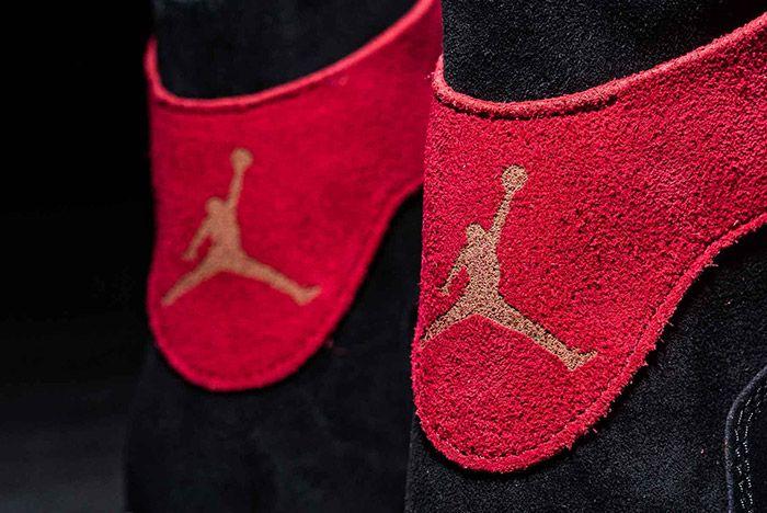 Jardan Brand Westbrook 2 0 Black Red Bred 5