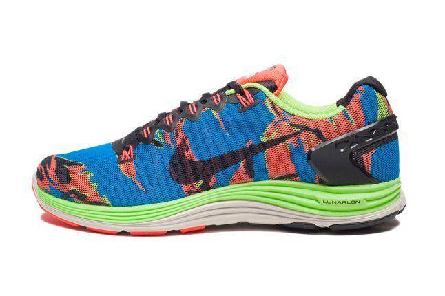 Nike Lunarglide5 Tiger Reef Profile
