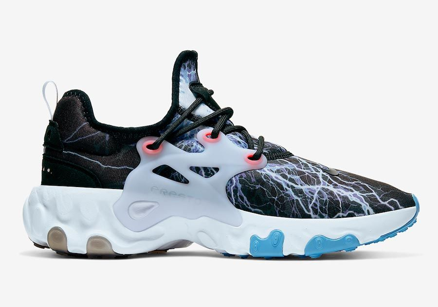 Nike React Presto Trouble At Home Right Side Shit