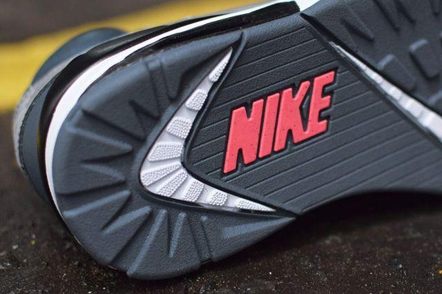 Nike Air Trainer Sc Grey Black Light 2