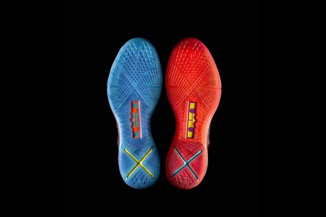 Nike Lebron James X Mvp Outsole 1