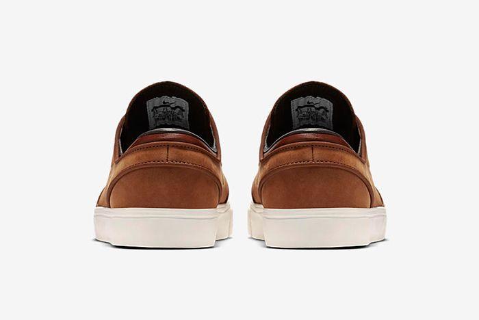 Nike Stefan Janoski Baroque Brown 6