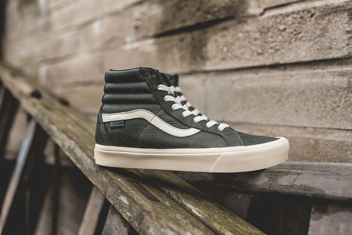 Horween X Vans Update Two Classics 1