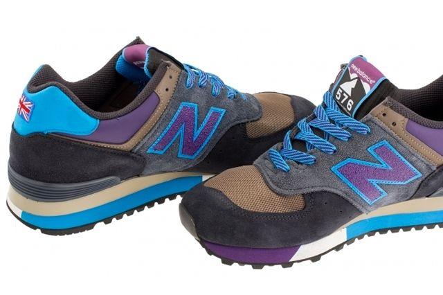 New Balance 576 Three Peaks Blue Purple 1