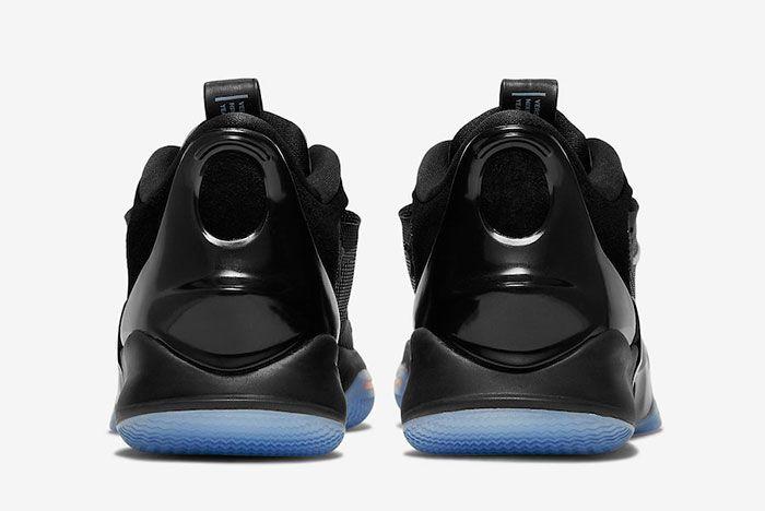 Nike Adapt Bb 2 0 Bq5397 001 Heel