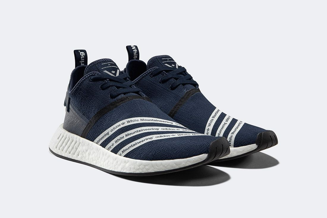 White Mountaineering Adidas Nmd 1