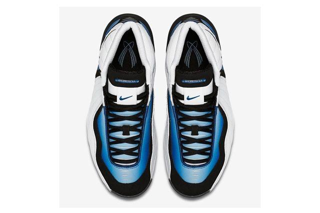 Nike Ir 3 Le Kevin Garnet 4
