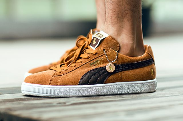 Puma Suede Year Of The Horse Pack 4