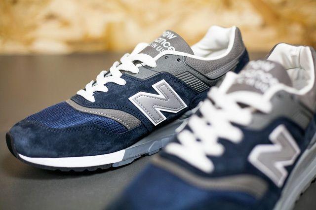 New Balance 997 Navy 2