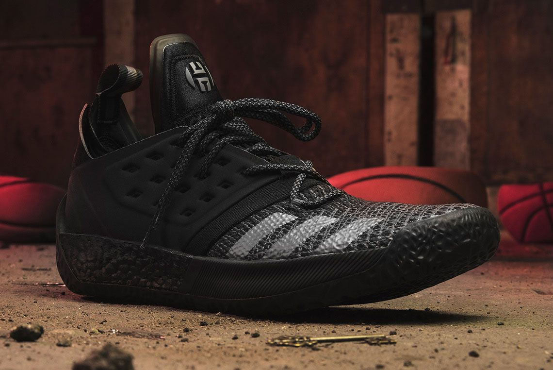 Adidas Harden Vol 2 Nightmare Release Info Sneaker Freaker