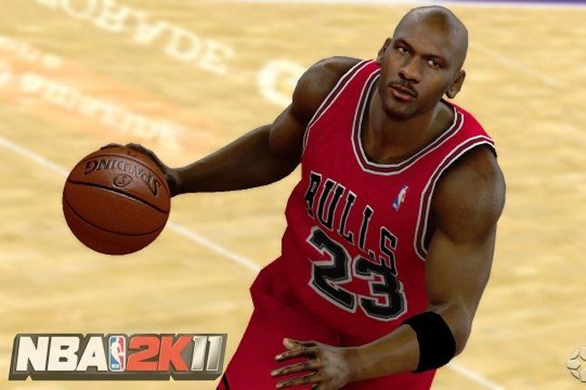 Nba 2 K11 Michael Jordan 2 1