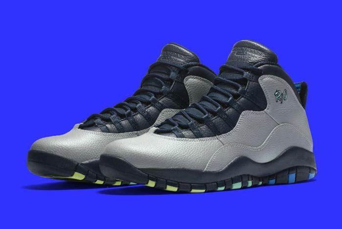 Air Jordan 10 Rio 2