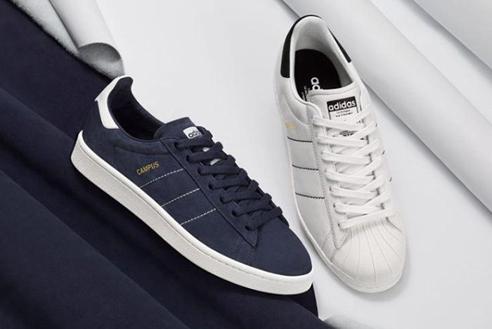 Adidas Campus Superstar Handcrafted Pack Release Info 1 Sneaker Freaker