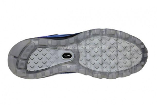 Megatron Nike Air Max Flyposite Sole 1
