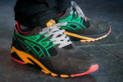 Packer Shoes X Asics Gel Kayano Trainer All Roads Lead To Teaneck Thumb1
