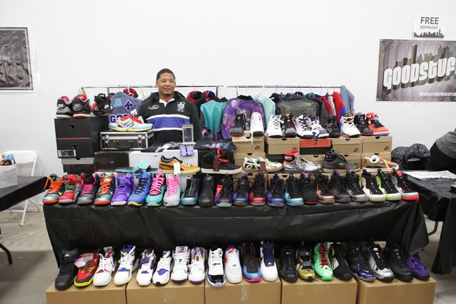 Sneaker Con New York Nike Basketball 1