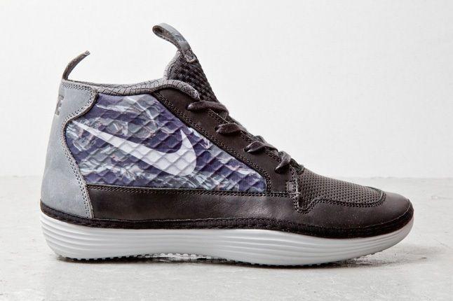 Nike Solarsoft Chukkasin Black Wolf Grey 2 1
